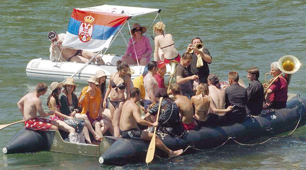 "Photo of U nedelju ""Drinska regata"""