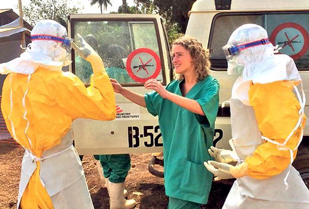 Razvijena vakcina protiv ebole