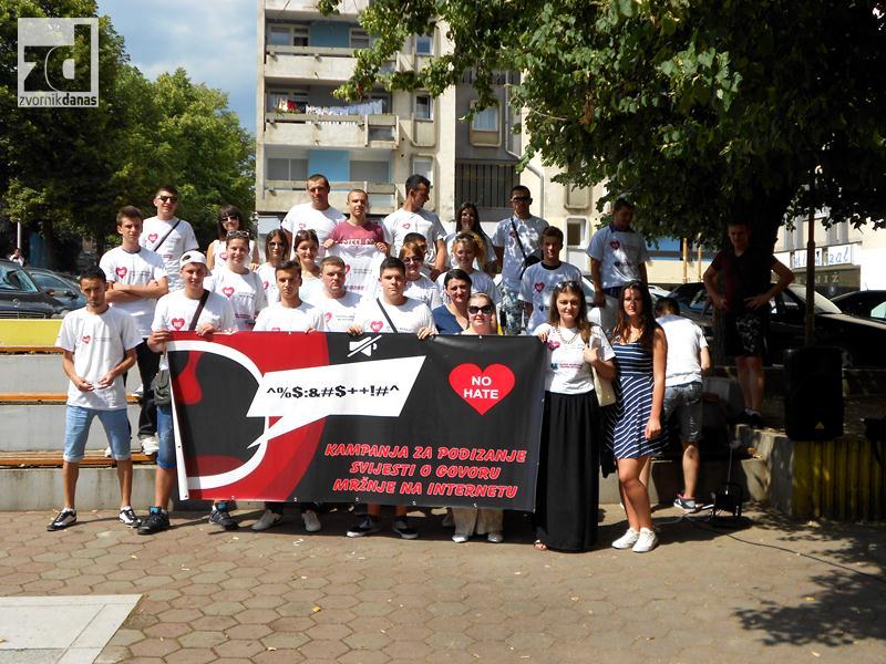 Photo of Karavan protiv govora mržnje na internetu i u Zvorniku