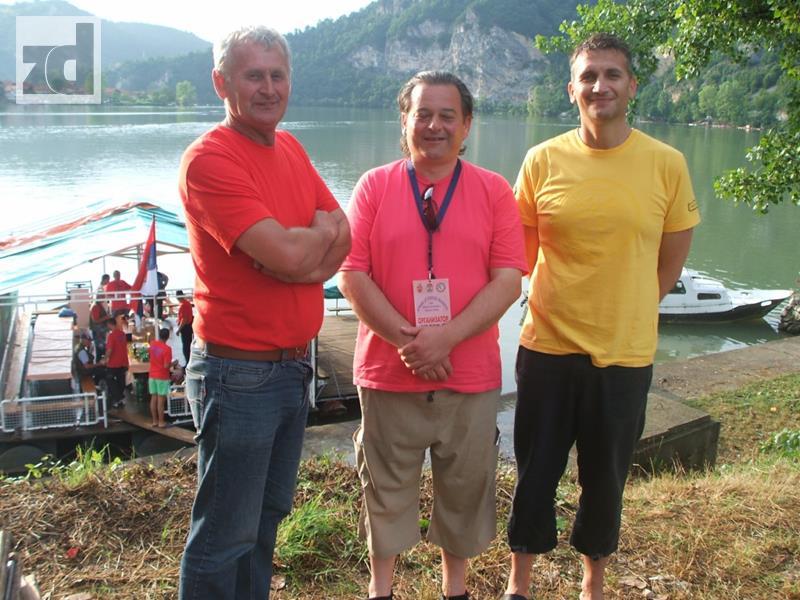 """Photo of """"Drinska regata"""" okupiće učesnik sa lijeve i desne obale rijeke Drine"""