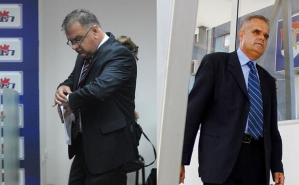 Ivanić: Mitrović radi u korist vlasti. Mitrović: Ivanić umiješan u kriminal