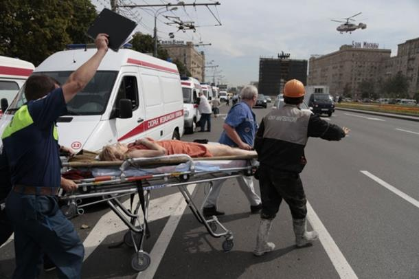 Photo of U moskovskom metrou poginulo 21 lice