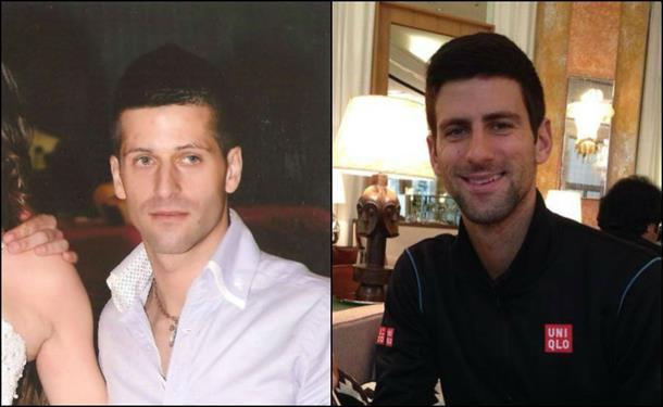 Ovo je dvojnik Novaka Đokovića!