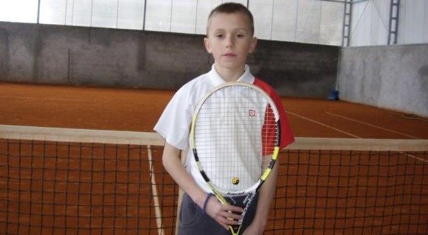 Fantastična godina za mladog zvorničkog tenisera