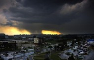 Sutra uveče stiže oluja sa gradom i olujnim vjetrom!