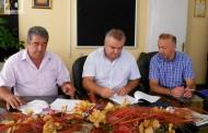 Potpisan ugovor za sanaciju klizišta u Petkovcima