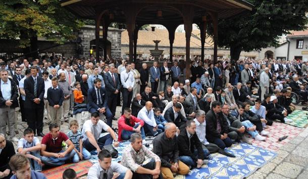 Photo of Centralna svečanost održana u Gazi Husrev-begovoj džamiji