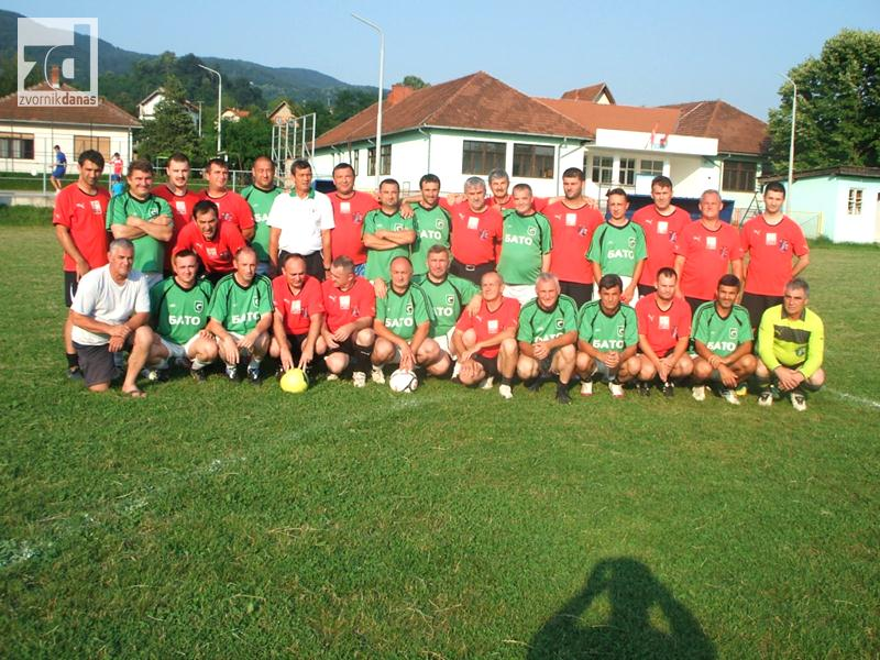 Photo of Tradicionalna Ivanjdanska druženja veterana fudbalskih klubova iz Brasine i Tršića