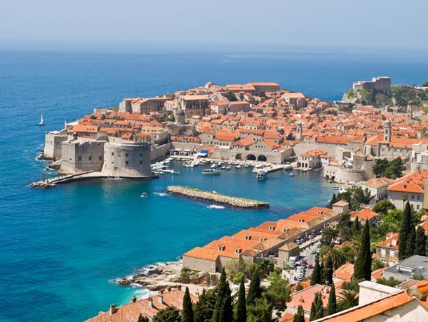 Dubrovnik - Merkelova s liderima regiona