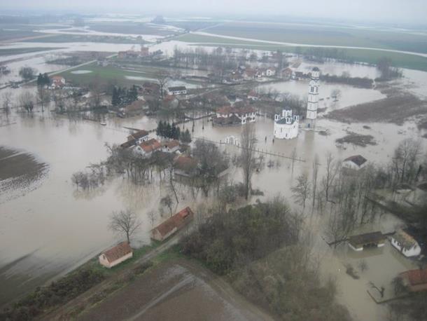 Počela izgradnja kuća razorenih u poplavama