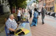 """U okviru """"Zvorničkog ljeta"""" održana druga """"Etno tržnica"""""""