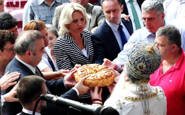 Duhovnim i kulturnim događajima proslavljena krsna slava opštine Zvornik