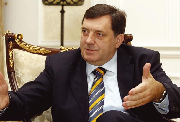 Dodik: Izetbegovićevo prizivanje turskog uplitanja