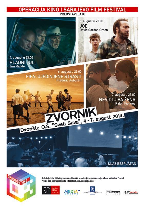 Photo of Zvorničko ljeto uz Operaciju Kino