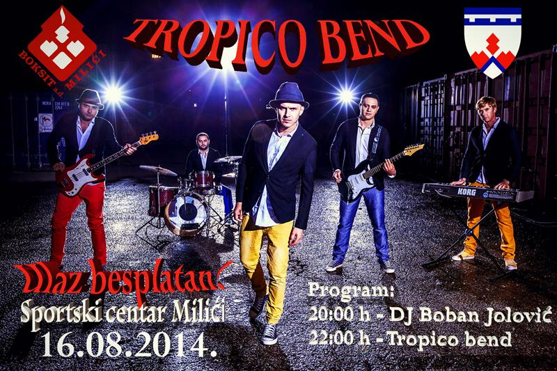 Photo of Tropico band u Milićima