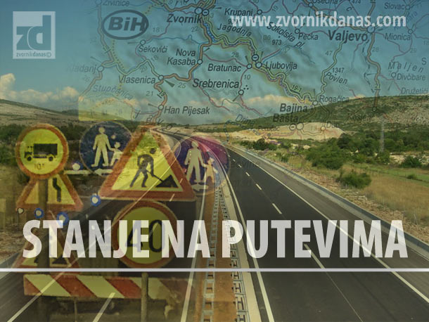 Zabrana saobraćaja za teretna vozila preko 3,5 tona ukupne mase