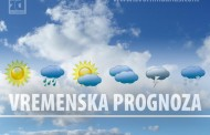 Sutra oblačno sa sunčanim periodima