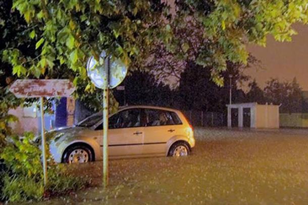Opet poplavljeni