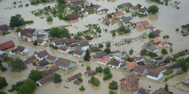 Photo of Voda se izlila i u banjalučkim naseljima