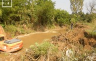 Počelo čišćenje korita rijeke Sapne