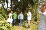 Čišćenje korita rijeke Sapne