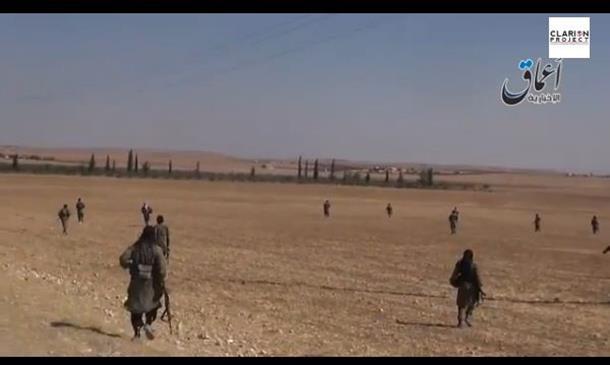 Photo of Objavljen video u kojem se čuju borci ISIL-a kako pričaju na našem jeziku