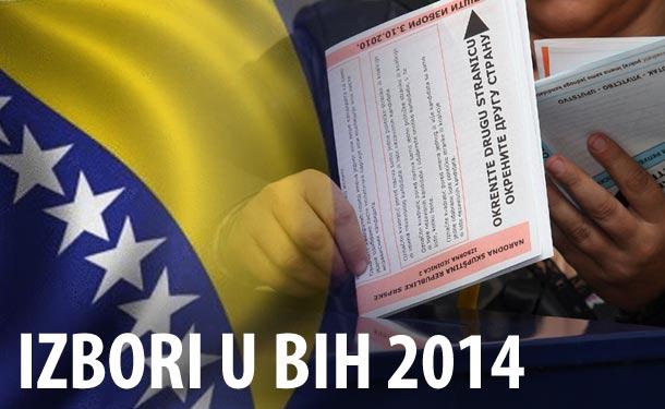 Počinje predizborna kampanja za izbore u BiH