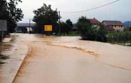 Nema opasnosti od izlivanja rijeka