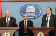 Dodik, Pavić i Đokić o partnerstvu u vlasti u RS