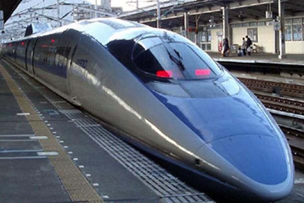 Stiže voz brzine veće od 500 kilometara na sat