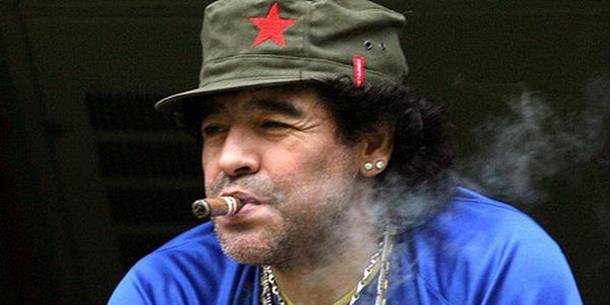 Pijani Diego Maradona se potukao u Dubrovniku (video)