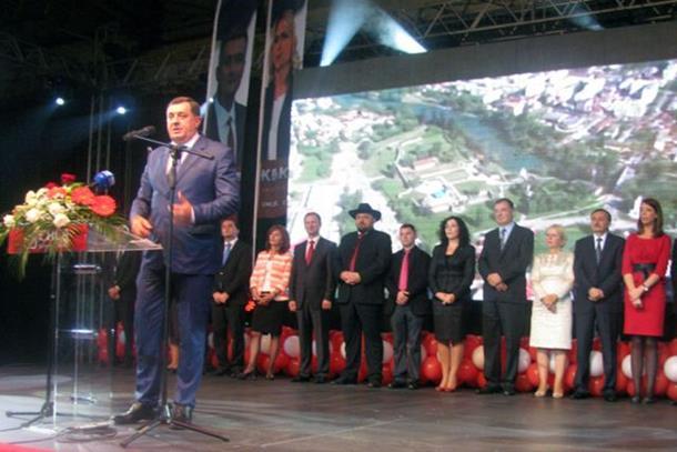 Dodik: Uspio sam da vratim dostojanstvo RS