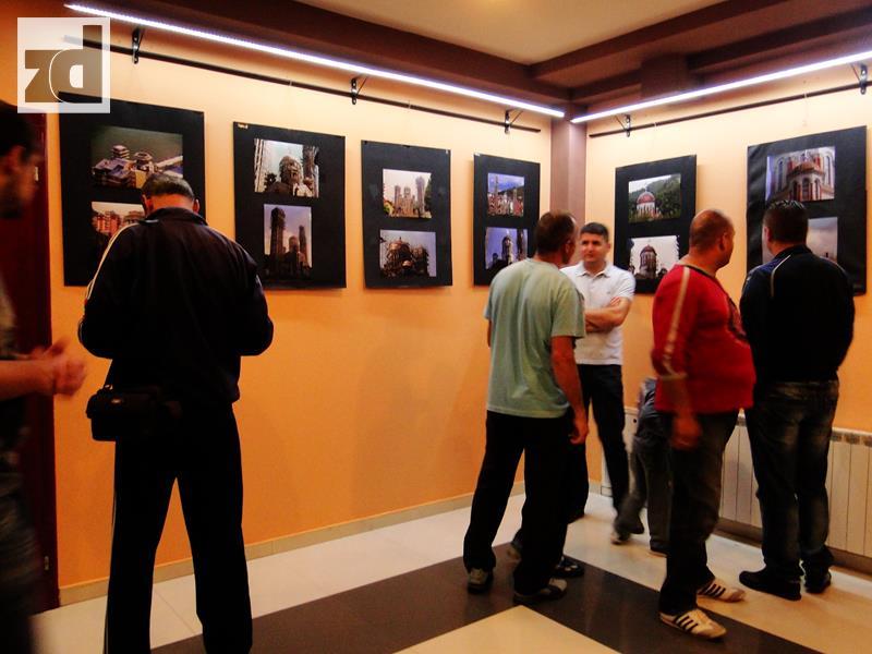 Photo of Otvorena izložba fotografija u čast izgradnje Sabornog hrama (foto)
