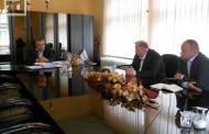 Potpredsjednik Suljkanović razgovarao sa načelnikom Stevanovićem