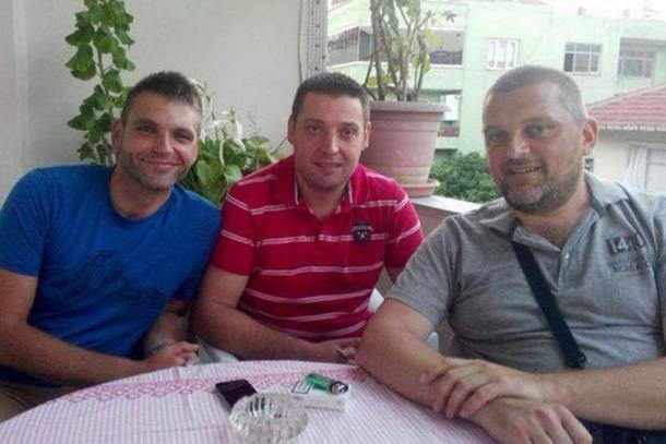 Photo of Prvi susret trojice braće nakon više od tri decenije