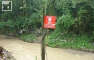 Sproveden projekat upozorenja na opasnost od mina pomjerenih u poplavama