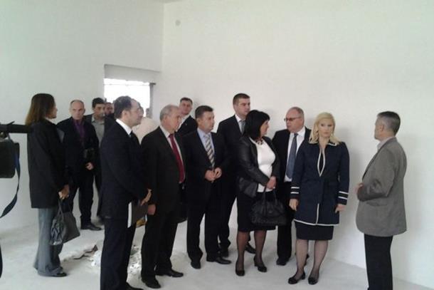 Photo of Zorana Mihajlović posjetila školu u Doboju