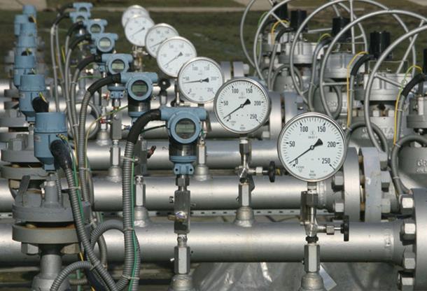 Izgradnja kraka gasovoda