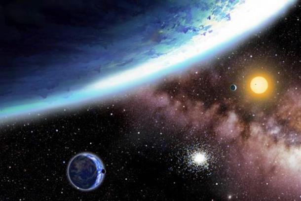 Photo of Pronađena voda na planeti četiri puta većoj od Zemlje