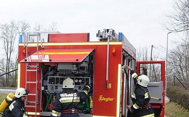 Vatrogasci prate stanje u Odžačini