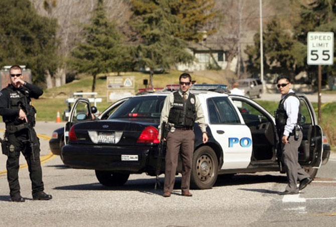 Misuri: Ranjen policajac