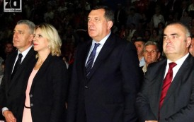 Dodik: Moramo voljeti Republiku Srpsku i ne smijemo stati (foto)