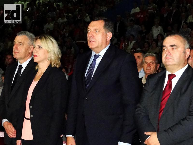Photo of Dodik: Moramo voljeti Republiku Srpsku i ne smijemo stati (foto)