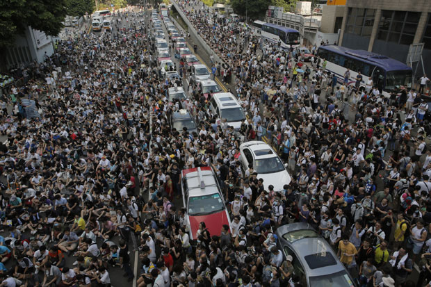 Studenti prijete da će intenzivirati proteste