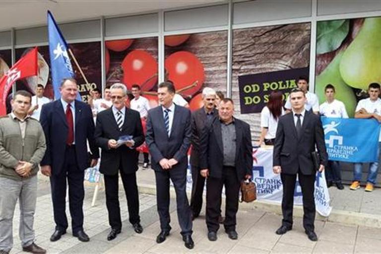 Photo of Jovičić: Nova lica mogu doprinjeti promjenama