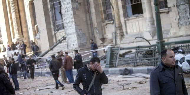 Egipat: Poginula najmanje dva civila i dva policajca