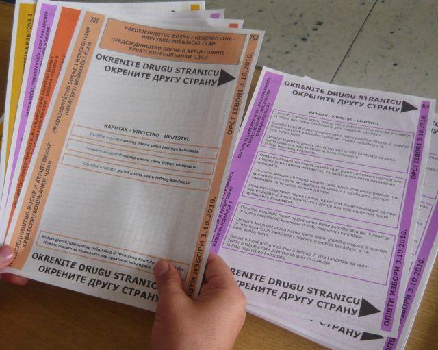 Počela predizborna kampanja u BiH