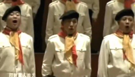 "Photo of Kinezi pjevaju ""Po šumama i gorama"" (video)"