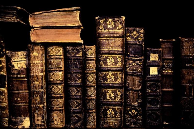 Korice knjige od ljudske kože!
