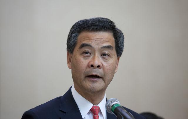 Leung pozvao demonstrante da se raziđu